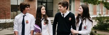 Escuela abierta al mundo